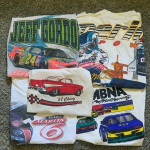 Tops - Vintage Mystery Box T-Shirt Bundle 5 Random Tees